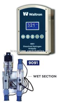9091 Dissolved Hydrogen Analyzer