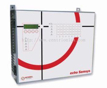 SAMSYS Sampling Gas Detection for Car Parks