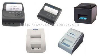 Barcode and Label Receipt Printer