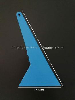 MR62 - Blue Squeegee