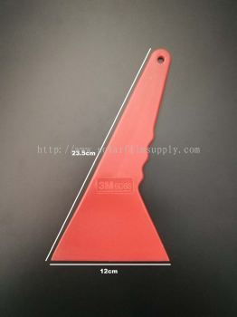 MRS6 - Red Squeegee