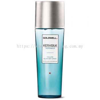 Goldwell Kerasilk Repower Volume Blow Dry Spray 125ml