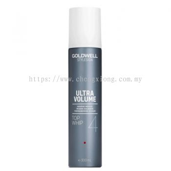 Goldwell Style Sign 4 Top Whip Ultra Volume Mousse (300ml)