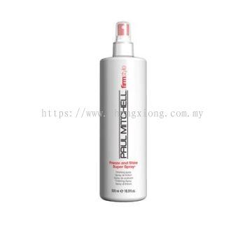 Paul Mitchell Freeze and Shine Super Spray 250ml