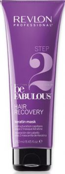 REVLON BE FABULOUS STEP 2 KERATIN MASK 250ML
