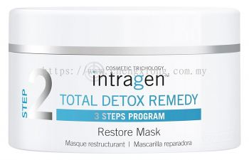 Intragen Total Detox Remedy Restore Mask 200ml