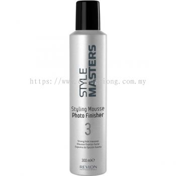REVLON STYLE MASTERS STYLING MOUSSE PHOTO FINISHER 300ML
