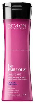 REVLON BE FABULOUS NORMAL/THICK CONDITIONER 250ML