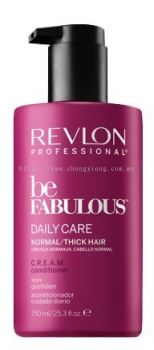 REVLON BE FABULOUS NORMAL/THICK CONDITIONER 750ML