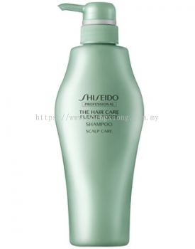 SHISEIDO FUENTE FORTE SCALP CARE SHAMPOO 500ML