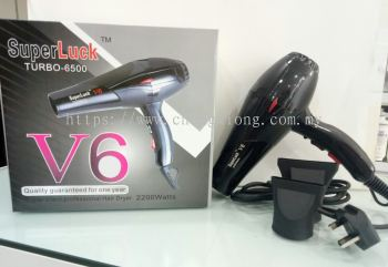 Super Luck v6 dryer hair dryer 2200 watts