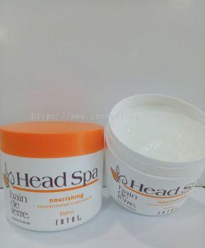 Bain de Terre Head SPA Nourishing Concentrated Creambath (500ml)