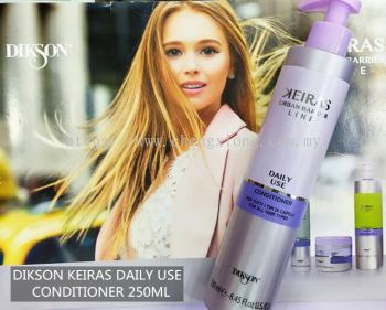 DIKSON KEIRAS URBAN BARBER LINE DAILY USE CONDITIONER 250ML