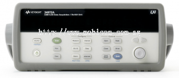 Data Acquisition/Datalogger, 34972A
