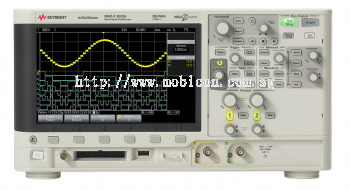 Mixed Signal Oscilloscope 70 MHz, 2 Analog Plus 8 Digital Channels, MSOX2002A