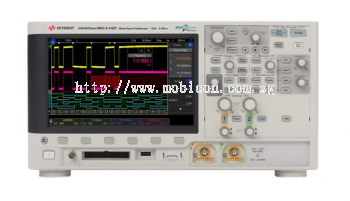Mixed Signal Oscilloscope 100 MHz, 2 Analog Plus 16 Digital Channels, MSOX3012T