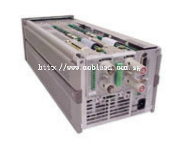 600W DC Electronic Load Mainframe, N3301A