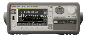 Femto/Picoammeter, 0.01fA, Battery, B2983A