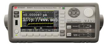 Electrometer/High Resistance Meter, 0.01fA, B2985A
