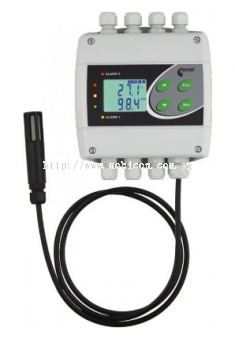H3331 temperature and humidity regulator with RS232 output