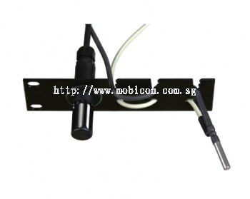 """Universal probe holder for easy mounting to rack 19"""""""
