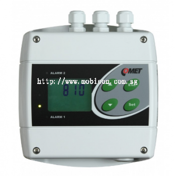 H5024 CO2 concentration transmitter with two relay outputs