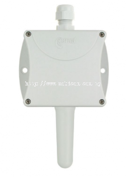 P0210 Temperature transmitter with 0-10V output, adjustable
