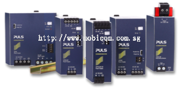 1-phase DIN rail power supplies
