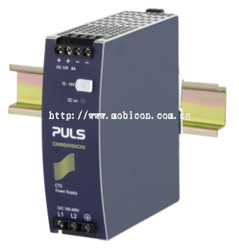 3-phase DIN rail power supplies