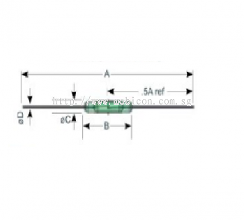 KSK-1A04 (Reed Switches)
