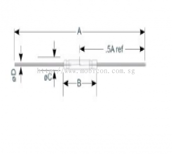 GR/GP501 (Reed Switches)