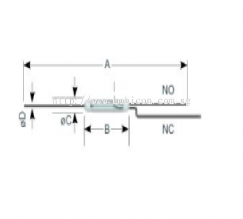KSK-1C90F (Reed Switches)