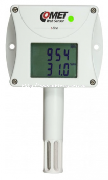Comet web sensor T6540 - remote CO2 concentration thermometer-hygrometer with Ethernet interface