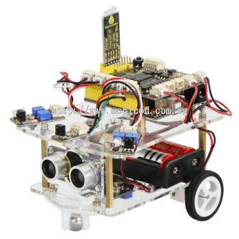 Keyestudio Desktop Mini Bluetooth Smart Car V2.0 Kit