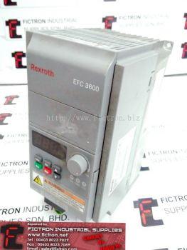 EFC3600-1K50-1P2-MDA-7P-NNNN EFC36001K501P2MDA7PNNNN REXROTH Inverter Drive REPAIR 1-YEAR WARRANTY