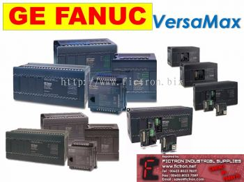 IC200NDR001 10 Point (6) 24 VDC In, (4) Relay Out, 24 VDC Power Supply GE FANUC VersaMax Nano and Micro Controllers Supply By FICTRON