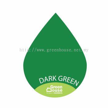 Colour Drops- Dark Green - 2.5 kg