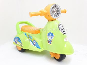 Push Car Scooter 588