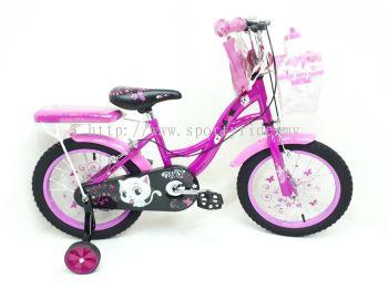 """16"""" Girl Bike 1643"""