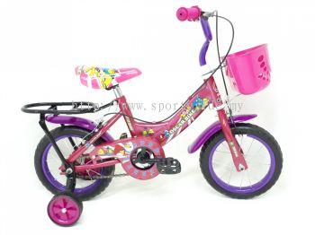 """12"""" PVC Bike Oscar"""