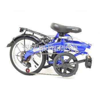 "16"" Folding Bike Vogue 6s"