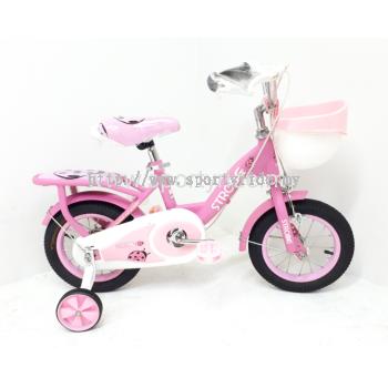 "12"" Girl Bike Strobe 1237"