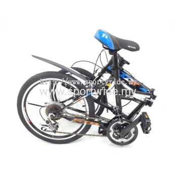 "20"" Folding Bike 21s GTA F27"