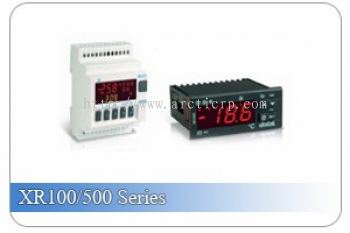 XR100/500 series : Refrigeration Controllers- Rs485 Output