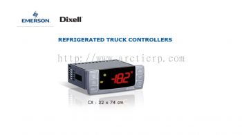 Dixell Truck Controller