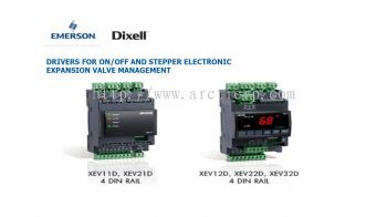 DIXELL - Electronic Valves