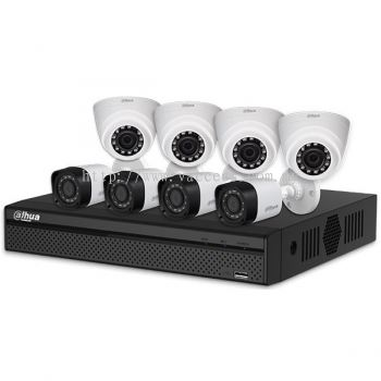 Dahua HD CVIl Camera System