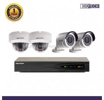 HIKVision HD TVI Camera System