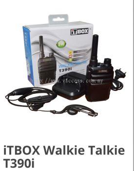 iTBOX Walkie Talkie T390i