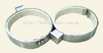 Ceramic Heater Band With Insulation